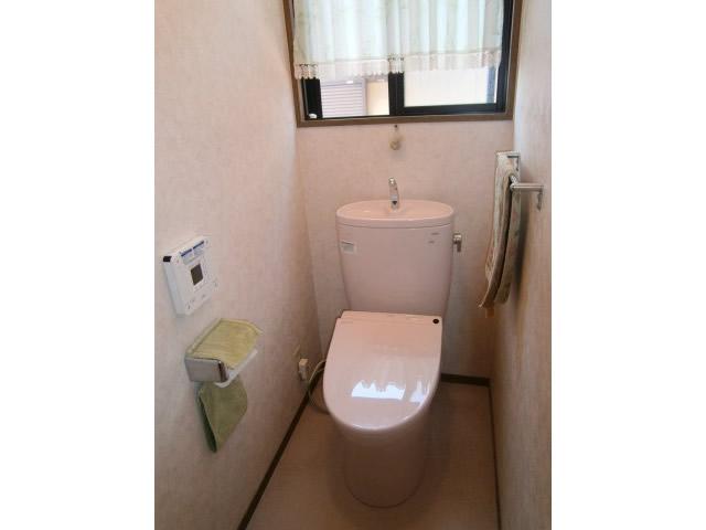 瀬戸市 トイレ取替え工事