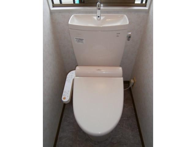 長久手市 トイレ取替工事