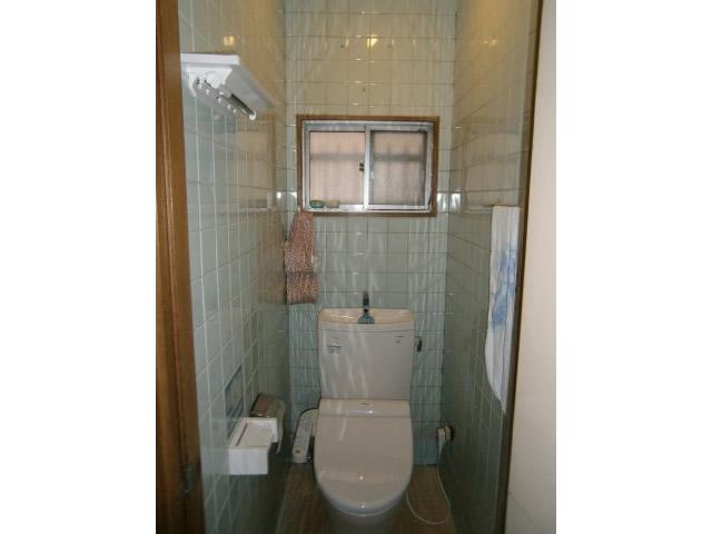 名古屋市守山区 トイレ取替え工事