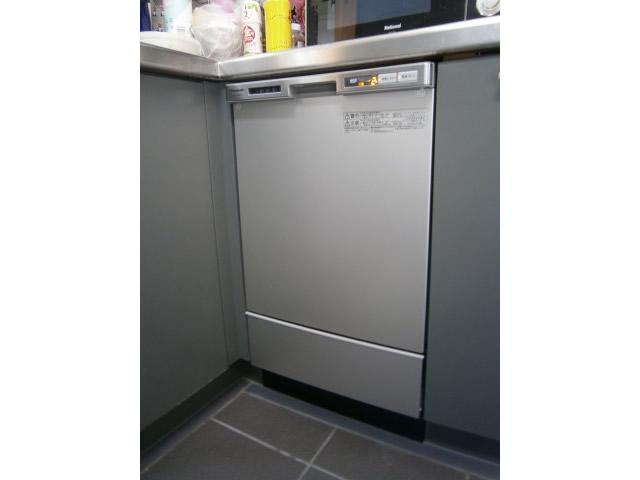 あま市 ビルトイン食洗機取替え工事 (食器洗い機)