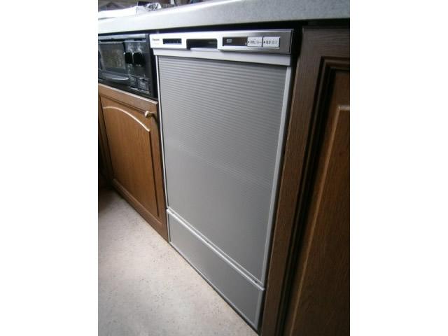名古屋市千種区 ビルトイン食洗機取替え工事
