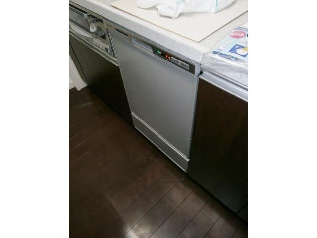 名古屋市瑞穂区 ビルトイン食洗機取替え工事