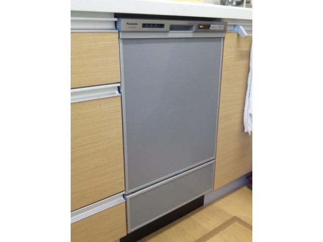 名古屋市昭和区 ビルトイン食洗機新規取付工事 (食器洗い機)
