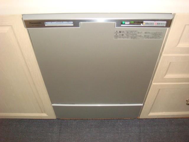 みよし市 ビルトイン食洗機新規取付工事(食器洗い機)