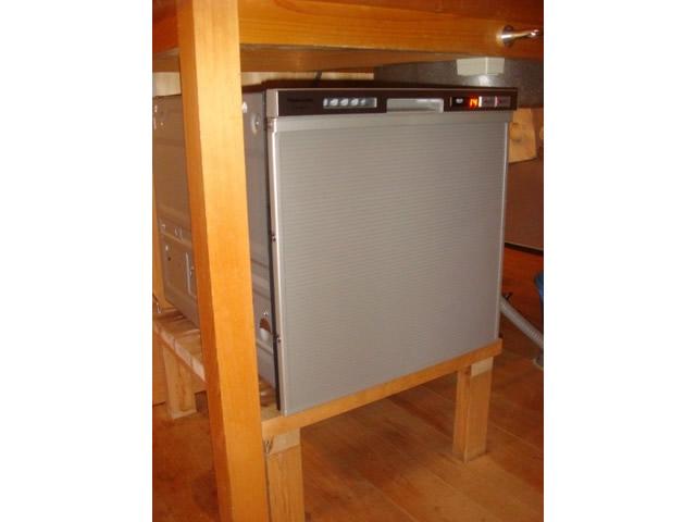 名古屋市名東区 ビルトイン食洗機取替え工事(食器洗い機)