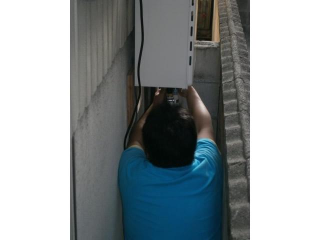名古屋市瑞穂区 給湯器取替え工事