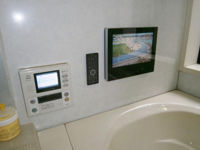 名古屋市緑区 浴室テレビ取替工事