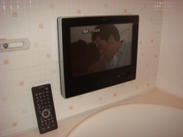 岡崎市 浴室テレビ ノーリツ 12V型ハイビジョン