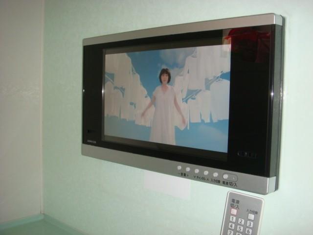 名古屋市緑区 浴室テレビ パナソニック 12V型ハイビジョン