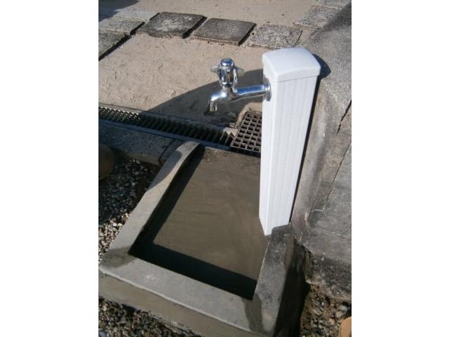 名古屋市名東区 水栓柱取替え工事
