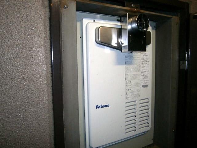 名古屋市中川区 給湯器取替工事