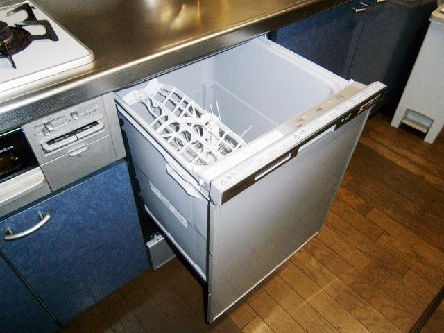名古屋市南区 ビルトイン食洗機取替え工事