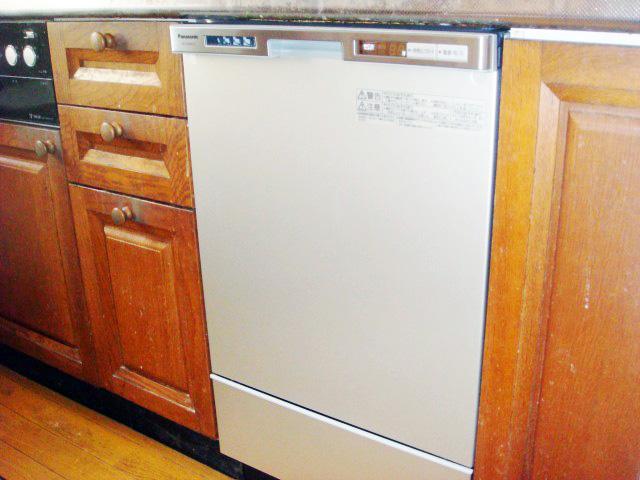 名古屋市緑区 ビルトイン食洗機取替え工事