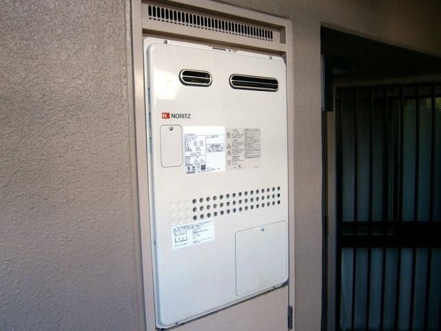 名古屋市名東区 給湯器(熱源機)取替工事