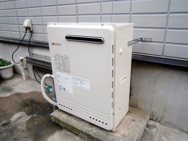 名古屋市西区 給湯器取替え工事