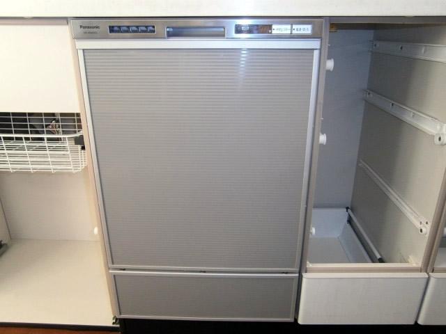 名古屋市守山区 食洗機取替工事(ビルトイン食器洗い機)