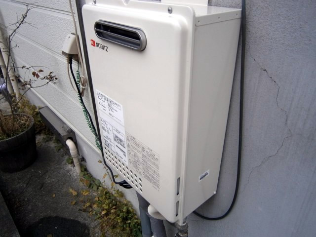 名古屋市北区 給湯器取替工事