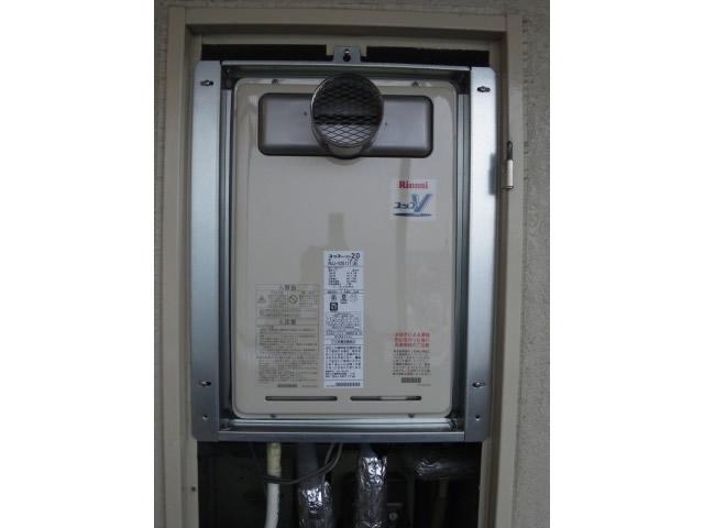 名古屋市緑区 給湯器取替工事