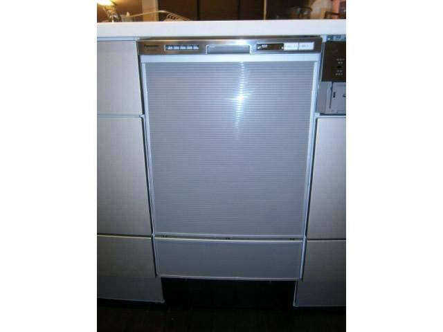 刈谷市 ビルトイン食洗機新規取付工事