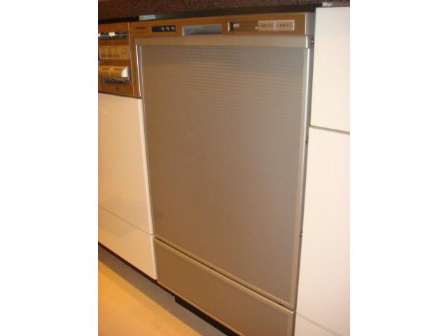 名古屋市昭和区 ビルトイン食洗機新規取付工事