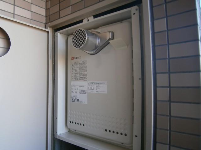 名古屋市天白区 給湯器取替工事