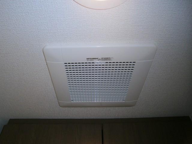 名古屋市天白区 トイレ換気扇取替工事