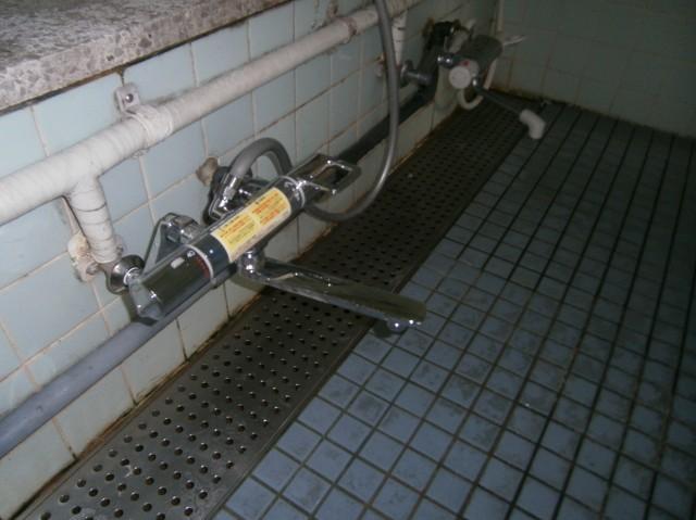 名古屋市港区 シャワー水栓取替え工事