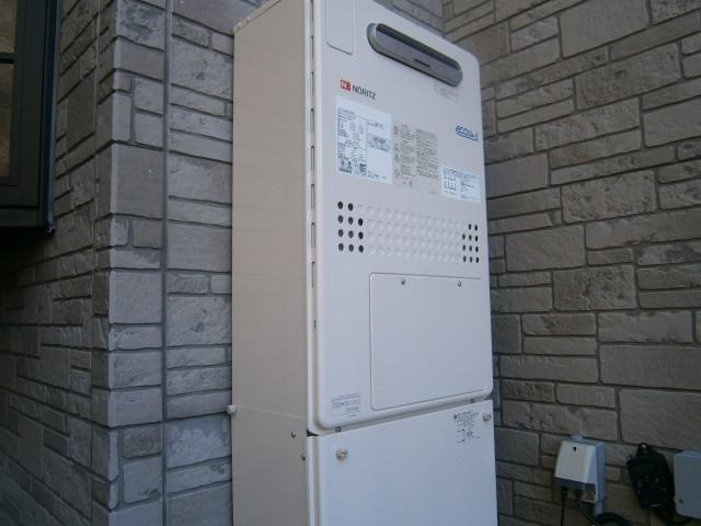 名古屋市緑区 給湯器(熱源機)取替工事