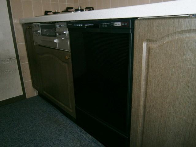 名古屋市昭和区 食洗機取替工事