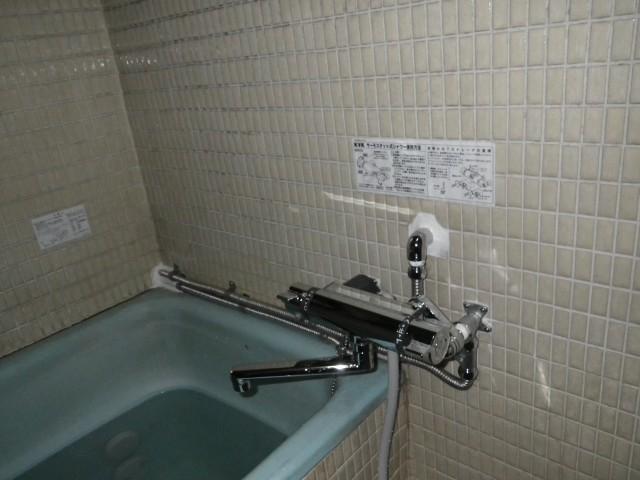 名古屋市中村区 シャワー水栓取付工事