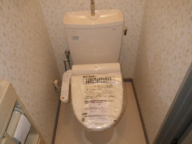 名古屋市中川区 トイレ便器取替工事