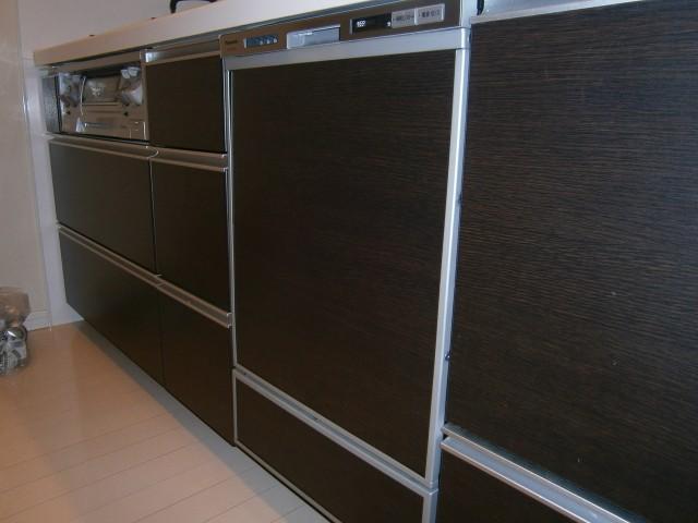 名古屋市西区 食洗機取付工事