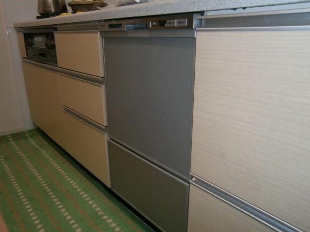名古屋市緑区 食洗機取付工事