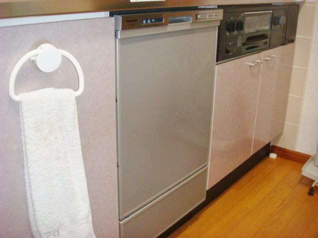 東郷町 ビルトイン食洗機取替工事