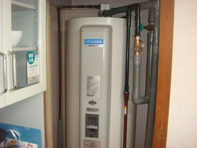 名古屋市天白区 電気温水器