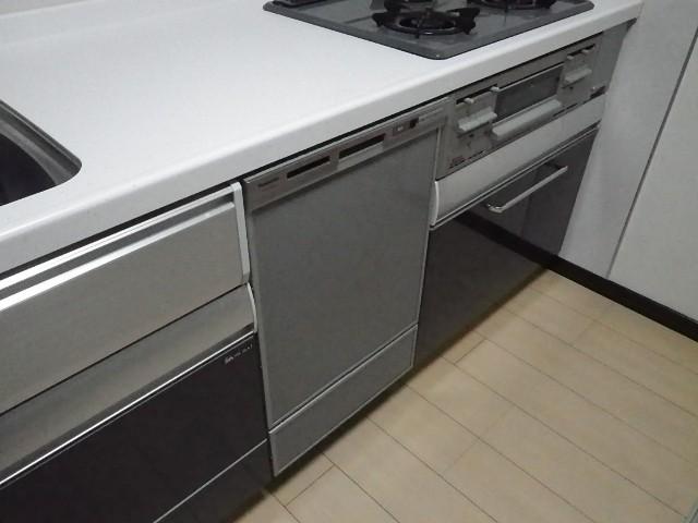 名古屋市中川区 S様邸 ビルトイン食洗機新規取付工事