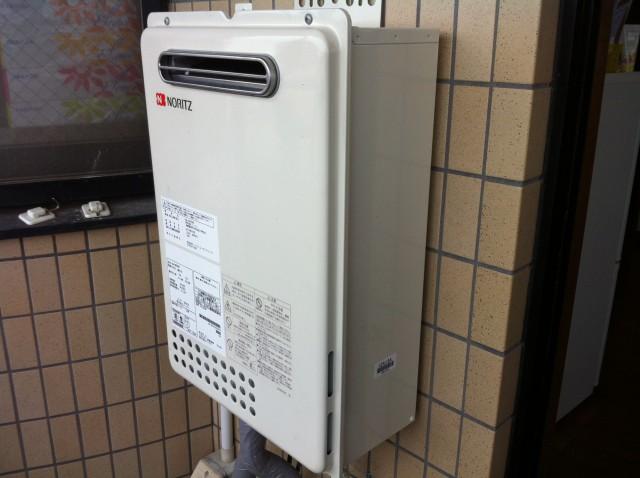 愛知県海部郡 I様邸 給湯器取替工事