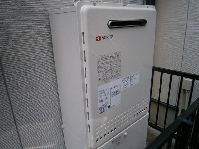 愛知県北名古屋市 S様邸 給湯器取替工事