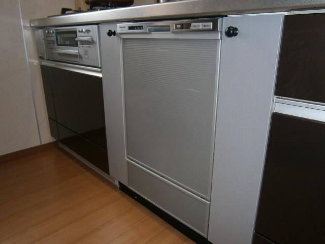 愛知県碧南市 Y様邸 ビルトイン食洗器取付工事
