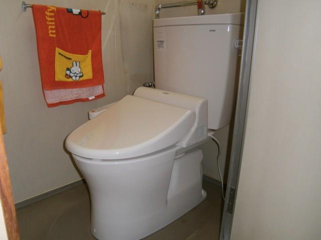 名古屋市東区 M様邸 トイレ取替工事
