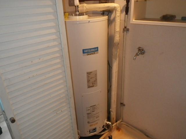 名古屋市東区 K様邸 電気温水器取替工事