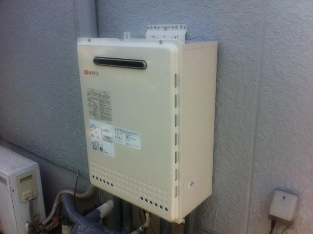 愛知県大府市 S様邸 給湯器取替工事