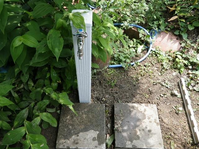 名古屋市瑞穂区 S様邸 水栓柱取替工事