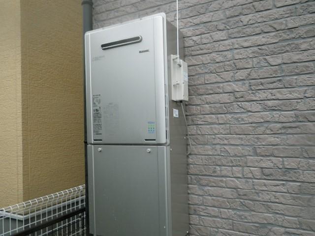 愛知県一宮市 M様邸 給湯器取替工事