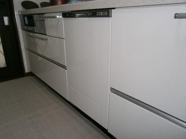 食洗器取付工事 犬山市