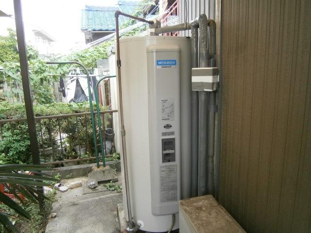 電気温水器取替工事 名古屋市北区