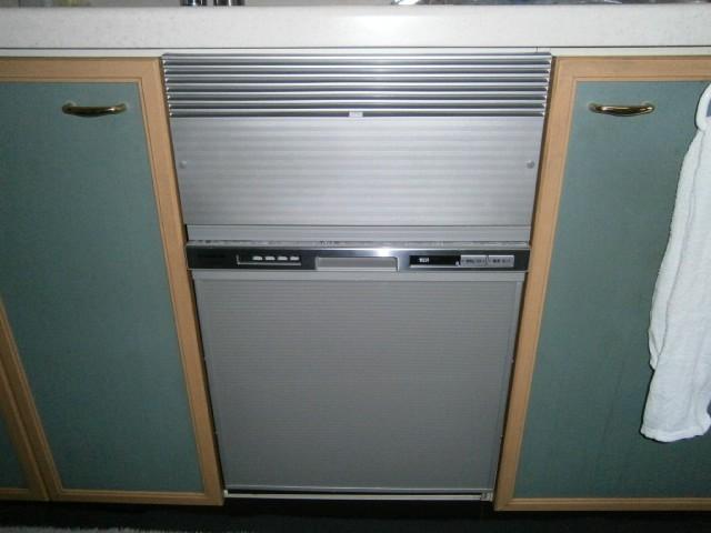 ビルトイン食洗機取替工事 名古屋市守山区