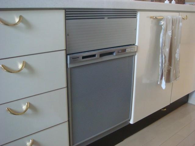 ビルトイン食洗機取替工事 大垣市