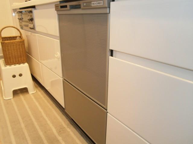 食洗機取付工事 名古屋市港区