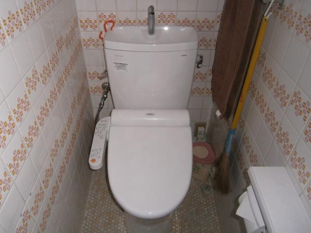 トイレ取替工事 西尾市
